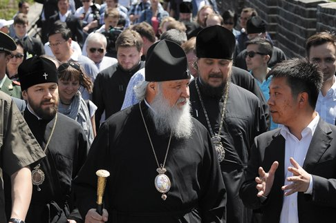 Патриарх в Запретном городе