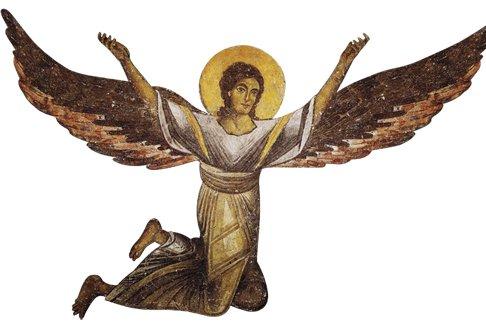 Там, где водятся ангелы