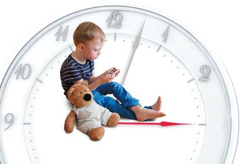 Три часа на ребенка