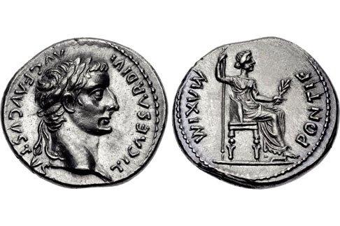 Динарий кесарев