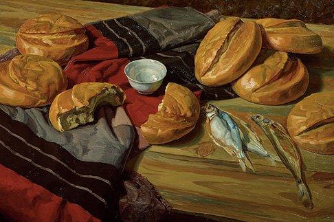 «Я не изображаю, но прославляю», — художнику Виктору Маторину исполнилось 50 лет