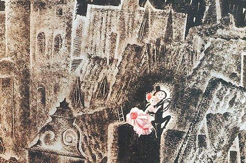 Божий мир в сказках и иллюстрациях Андерсена