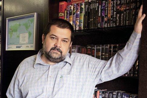 Сергей Лукьяненко. Вампиры из общества потребления