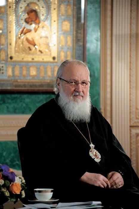 Патриарх Кирилл: Духовная жизнь –это не хобби, на которое может хватать или не хватать времени
