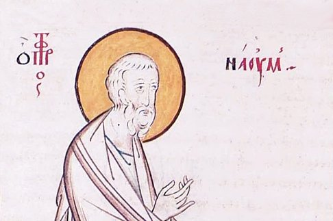 Наум, обличитель Ниневии