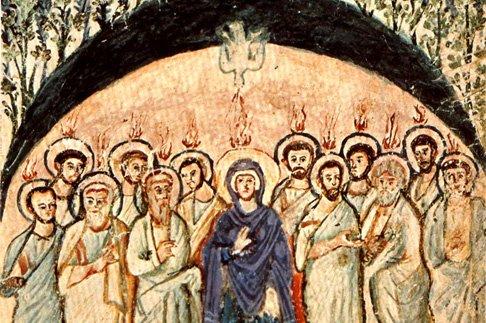 Призвание апостолов Мф 4:18-22