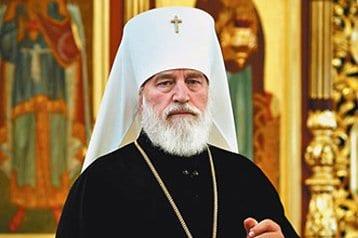 Митрополит Минский Павел не рекомендует отечественным певцам участвовать в «Евровидении»
