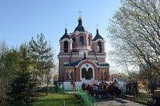 Патриарх Кирилл совершил великое освящение храма в Ховрине