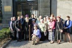 Первое православное паломничество в Китай