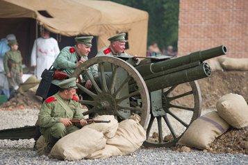 Свыше 250 тысяч гостей приняли участие в фестивале исторической реконструкции в Коломенском