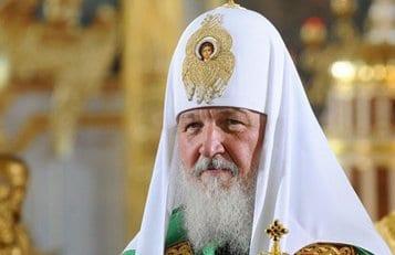 Патриарх Кирилл поздравил с Пасхой экипаж Международной космической станции