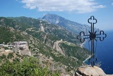 Патриарх Кирилл прибыл на Святую Гору Афон