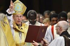 Англиканская Церковь высказалась за традиционное понимание брака