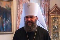 Церковь молится о погибших в результате беспорядков в Киеве, - митрополит Бориспольский Антоний