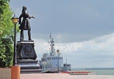 На главной базе Балтийского флота открылся храм в честь святого Александра Невского
