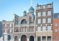 В Бельгии возведут храм в память о жертвах Второй мировой войны