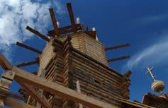 Возведен храм на самом восточном рубеже России