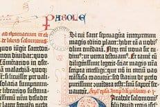 Бодлианская библиотека Оксфорда выложила в Интернет оцифрованную Библию Гутенберга