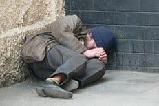 Более 60% столичных бездомных – трудовые мигранты