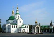 Даниловский монастырь Москвы приглашает на святочные гуляния