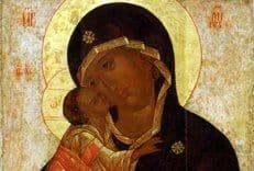 В Донской монастырь из Третьяковской галереи принесут Донскую икону Божией Матери