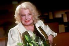 Народная артистка СССР Татьяна Доронина удостоена ордена святой княгини Ольги I степени