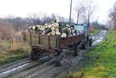 В Кинешемской епархии в ходе акции «Подари дрова» собраны средства для обогрева 159 домов