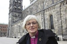 Главой Шведской Лютеранской Церкви впервые стала женщина