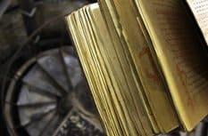 Слесарь-сантехник нашел при обследовании коммуникаций Дома Пашкова Евангелие XII века