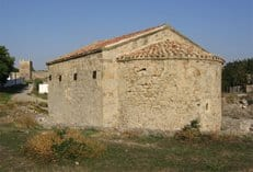В одной из церквей Крыма обнаружены фрески, возможно принадлежащие кисти Феофана Грека