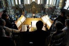 Международный фестиваль православной музыки открылся в Петербурге