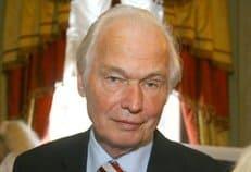 Писатель Валерий Ганичев награжден орденом преподобного Сергия Радонежского I степени