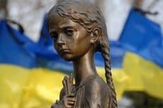 В Киеве молились о жертвах голодомора