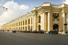 В Гостином дворе Петербурга открылись храм и музей памяти преподобного Серафима Вырицкого