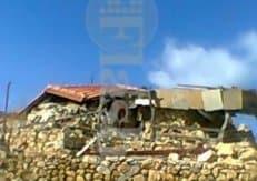 В Греции неизвестные разрушили часовню святого пророка Илии