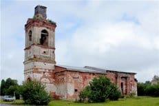 Новгородский губернатор выразил желание восстановить разрушенный храм, где хранятся мощи святых