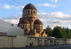 Министерство обороны передало Православной Церкви храм в Петербурге