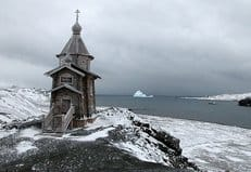 Православный храм освятят в Антарктиде