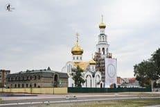 В храмах Кызыльской епархии совершены траурные звоны по погибшим школьникам