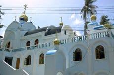 В Таиланде освящены звонница и храм в честь Вознесения Господня