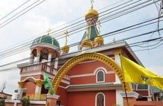 В Бангкоке освящен храм в честь святителя Николая Чудотворца