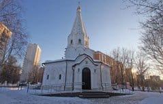 В Москве освятят первый храм, возведенный по программе «200 храмов»