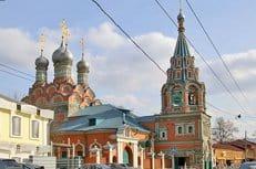 В Москве совершено вооруженное нападение на храм