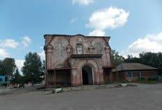 На родине оружейника Михаила Калашникова отреставрируют уникальный храм