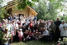 Епископ Орехово-Зуевский Пантелеимон освятил храм, построенный по «Программе 200»