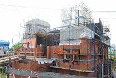 Строительство храма в столичном районе Люблино завершится до конца года