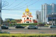 В Москве начали возведение храма в честь царя-страстотерпца Николая II