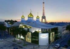 Строительство православного центра в Париже планируют начать весной 2014 года