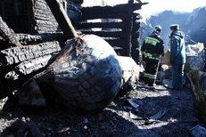 Сгоревший храм святого Александра Невского в Хабаровске восстановят