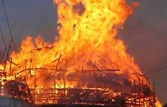 Поджоги храмов – дело рук религиозных экстремистов, считает священник из Татарстана